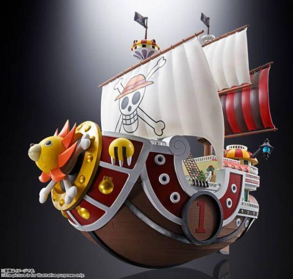 【現貨】日版 BANDAI 超合金 航海王 千陽號 ※不挑盒況 【現貨】日版 BANDAI 超合金 航海王 千陽號 ※不挑盒況|哆奇玩具