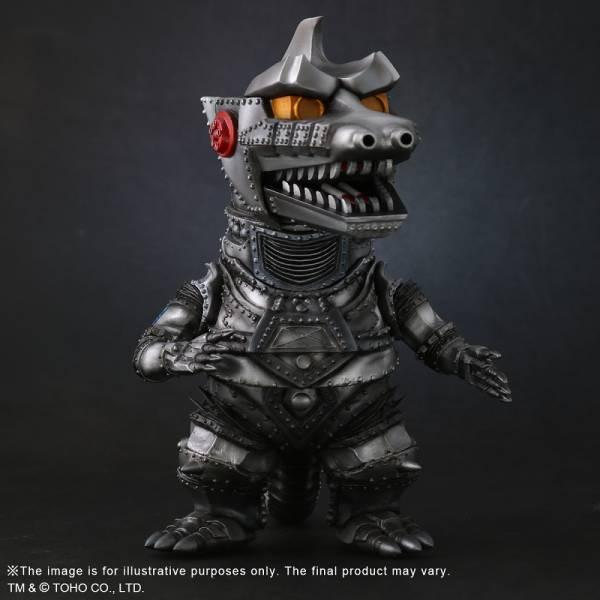 【預購】野獸國 X-PLUS  Defo-real系列 機械哥吉拉的逆襲 機械哥吉拉 雕像(2021年第三季)