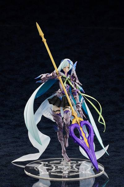 【預購】AMAKUNI 1/7  FGO Fate/Grand Order Lancer - 布倫希爾德 PVC 通常版(2022年10月)