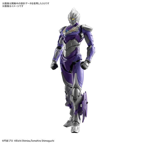 【預購】BANDAI Figure-rise Standard 超人力霸王戰鬥服 TIGA 天空型 -ACTION- 組裝模型(2021年06月)