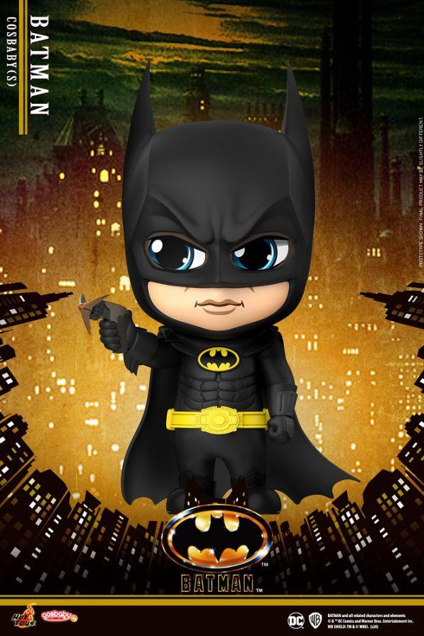【現貨】Hot Toys COSB709 蝙蝠俠(1989) 蝙蝠俠握槍款