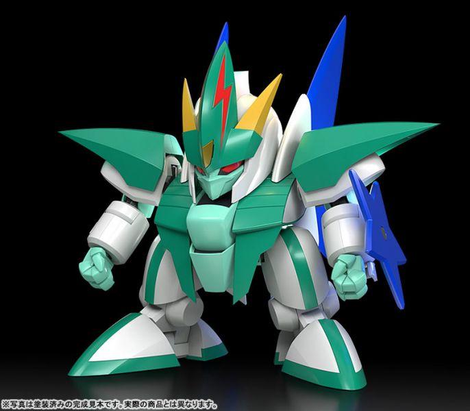 【預購】GOOD SMILE Max Factory 魔神英雄傳 PLAMAX MS-11 幻王丸 組裝模型( 2021年07月)