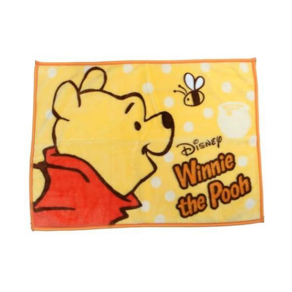 【哆奇現貨】迪士尼 Disney 周邊 小熊維尼 (蜂蜜黃) 毛毯 保暖毯 單人毯 現貨,迪士尼,Disney,小熊維尼,維尼熊,周邊,長毯子,毛毯,保暖毯,個人毯,哆奇玩具