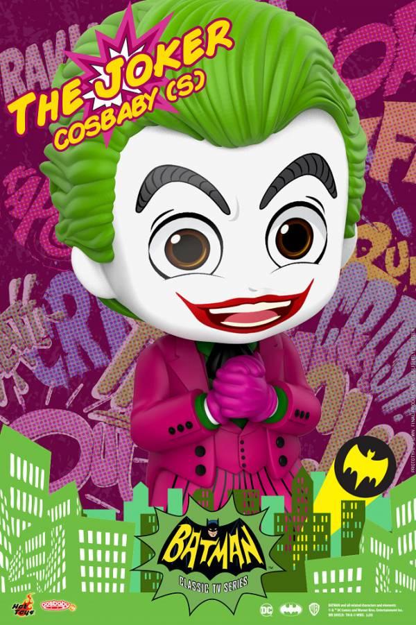 【現貨】Hot Toys COSB708 蝙蝠俠電視劇 小丑