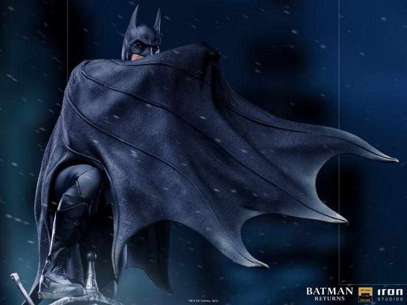 【預購】野獸國 IRON STUDIOS 蝙蝠俠大顯神威 蝙蝠俠 豪華版 雕像(2022年第二季)