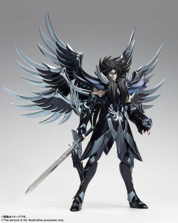 【現貨】BANDAI 聖鬥士聖衣神話EX 冥王黑帝斯 可動模型 ※不挑盒況