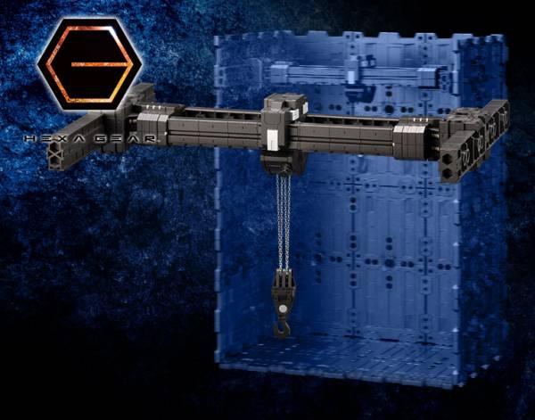 【預購】壽屋 1/24 六角機牙Hexa Gear  組合地台05 吊架起重機 組裝模型(2021年09月) 【預購】壽屋 1/24 六角機牙Hexa Gear  組合地台05 吊架起重機 組裝模型(2021年09月) 哆奇玩具