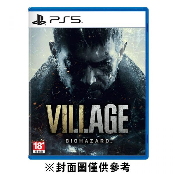 【預購】PS5 遊戲 惡靈古堡 8 村莊 (中文版)(2020年→預定2021年05月上市) 哆奇玩具,哆奇,ps5,playstation