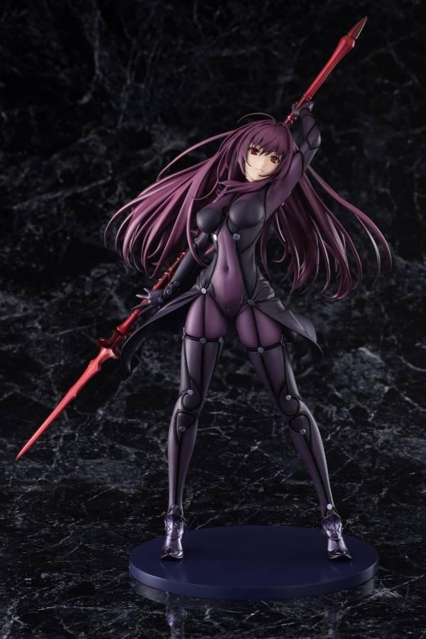 【預購】PLUM 1/7 Fate/Grand Order FGO Lancer/斯卡薩哈 師匠 PVC 再販(2020年06月)