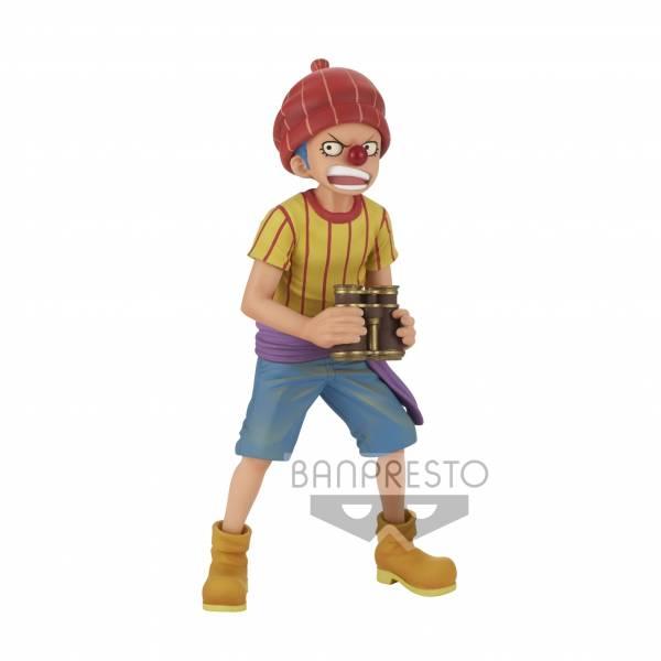 【預購】BANPRESTO景品 海賊王 DXF ~THE GRANDLINE CHILDREN~ 和之國vol.2 小丑巴奇(2021年09月)※不挑盒況