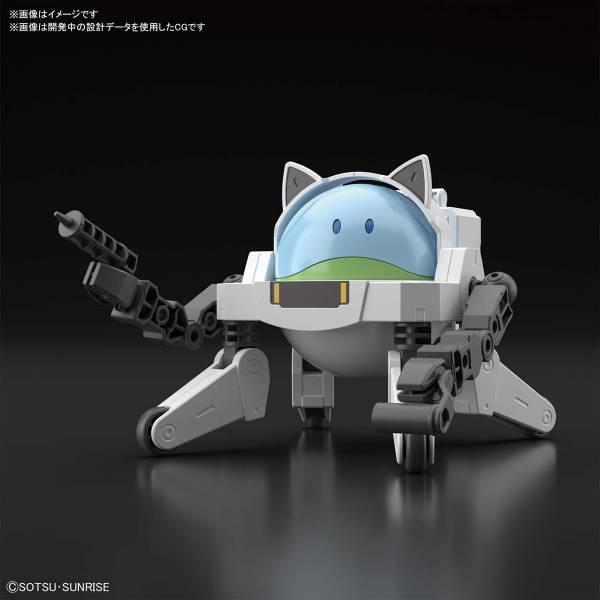 【預購】BANDAI 機動哈囉 HALO FITTER 貓耳朵 哈囉鉗工機兵 組裝模型(2020年08月)