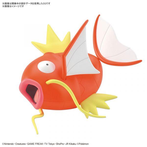 【預購】BANDAI 精靈寶可夢收藏集 BIG #01 鯉魚王 組裝模型(2021年03月)※不挑盒況 【預購】BANDAI 精靈寶可夢收藏集 BIG #01 鯉魚王 組裝模型(2021年03月)|哆奇玩具