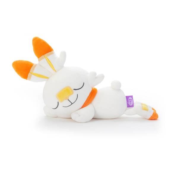 【現貨】TAKARA TOMY Pokemon 精靈寶可夢劍盾 睡覺好朋友S 炎兔兒