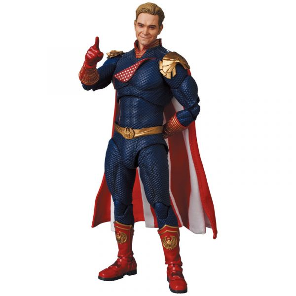 【預購】Medicom Toy MAFEX 黑袍糾察隊 護國超人 可動模型(2021年11月)