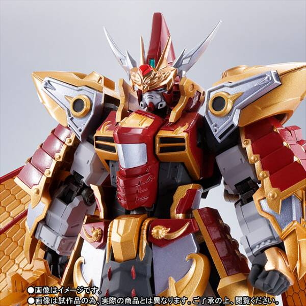 【現貨】BANDAI 魂商店限定 METAL ROBOT魂 <SIDE MS>BB戰士三國傳 曹操鋼彈 REAL TYPE Ver. 可動模型