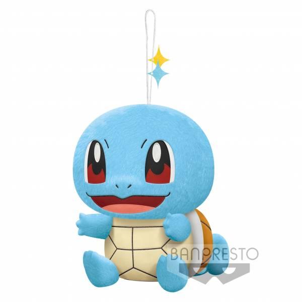 【預購】BANPRESTO景品 精靈寶可夢 圓滾滾超大玩偶 搖尾巴 傑尼龜(2021年10月)