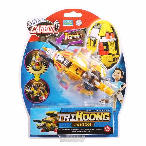 【現貨】衝鋒戰士 恐龍奇兵 電擊三角龍 可動玩具 【現貨】衝鋒戰士 恐龍奇兵 電擊三角龍 可動玩具|哆奇玩具