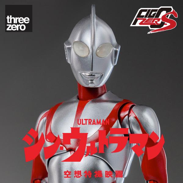 【預購】野獸國 threezero 3A FigZero S 新·超人力霸王 超人力霸王 1:12比例收藏可動人偶(2021年第四季)