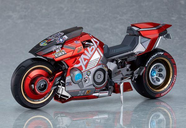 【預購】GOOD SMILE 電馭叛客2077 ex:ride YAIBA KUSANAGI摩托車 可動模型(2022年02月)