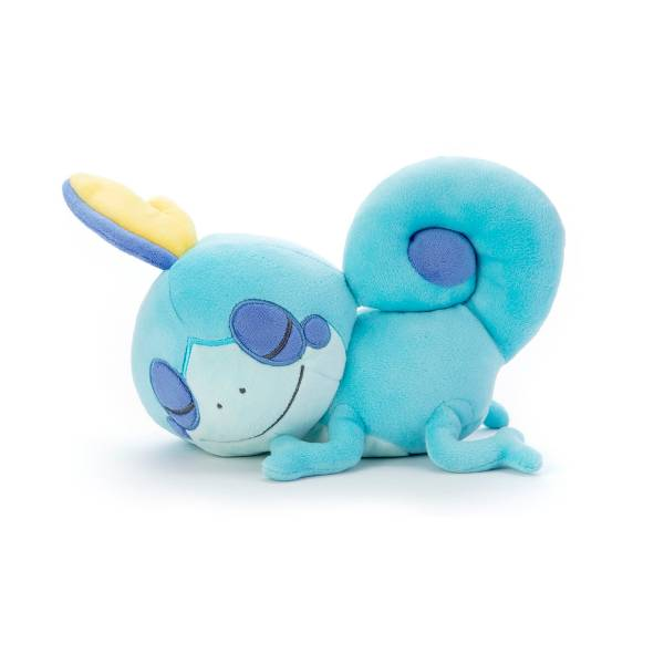 【現貨】TAKARA TOMY Pokemon 精靈寶可夢劍盾 睡覺好朋友S 淚眼蜥