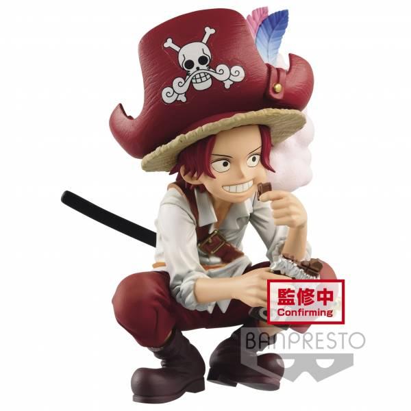 【預購】BANPRESTO景品 海賊王 DXF THE GRANDLINE CHILDREN 和之國 vol.1 紅髮傑克 ※不挑盒況(2021年05月)