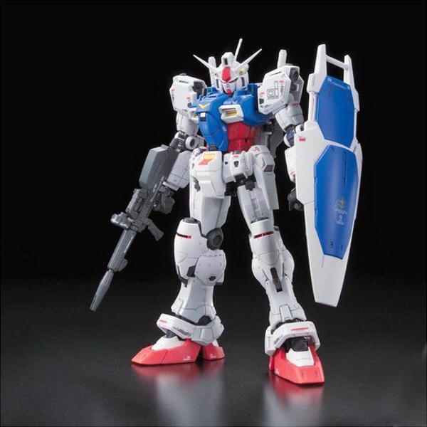 【現貨】BANDAI RG 1/144 #12 RX-78 GP01 傑菲蘭沙斯 組裝模型
