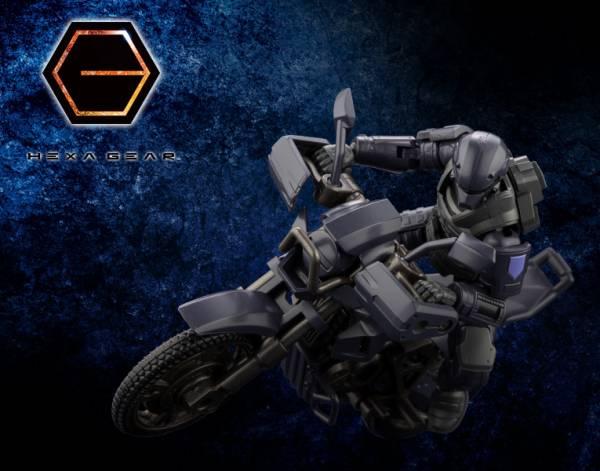 【預購】壽屋 1/24 Hexa Gear 六角機牙 潛視摩托車 夜行者 組裝模型(2021年09月) ※不挑盒況 【預購】壽屋 1/24 Hexa Gear 六角機牙 潛視摩托車 夜行者 組裝模型(2021年09月) ※不挑盒況|哆奇玩具