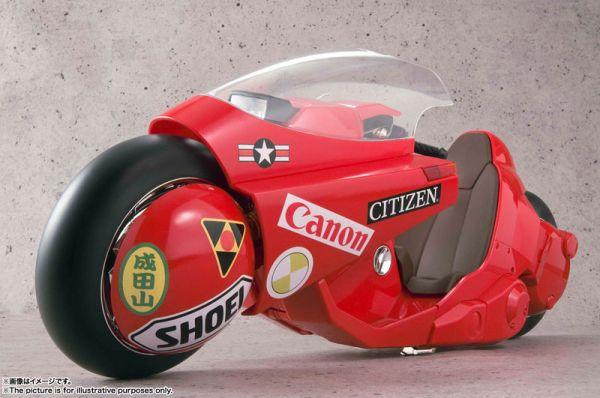 【預購】BANDAI PROJECT BM! POPYNICA魂 金田的摩托車 <復刻版>(2021年05月)