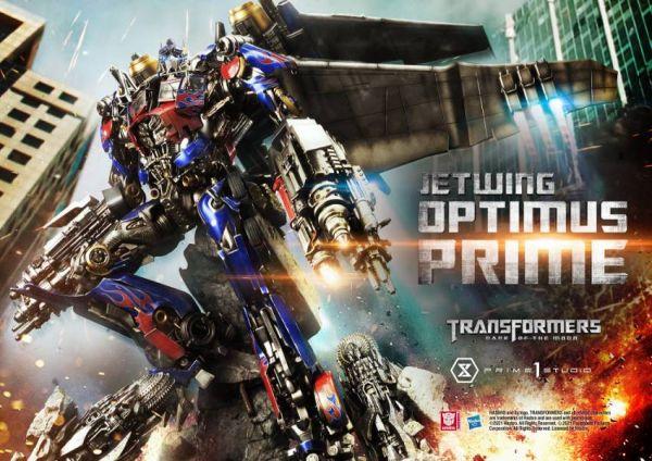 【預購】野獸國 Prime 1 Studio MMTFM-33 變形金剛3 飛翼柯博文 雕像 一般版(2022年第四季)