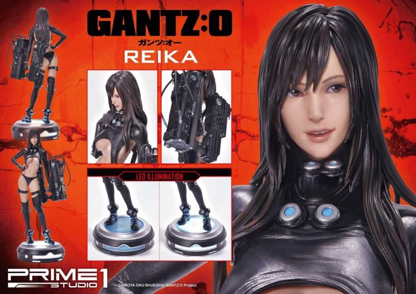 【預購】野獸國 Prime 1 Studio P1S PMGTZ-01 殺戮都市:O 蕾佳 黑色款 雕像(2021年第三季)