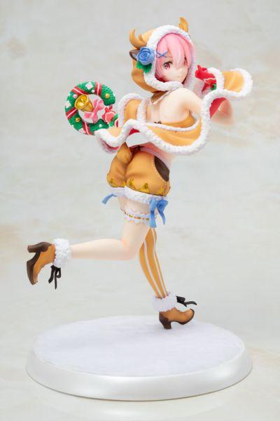 【預購】KADOKAWA 1/7 Re:從零開始的異世界生活 拉姆 聖誕馴鹿女僕 Ver. PVC(2021年12月)