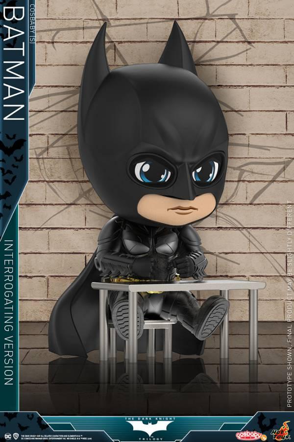 【現貨】Hot Toys COSB723 黑暗騎士 蝙蝠俠 審訊版