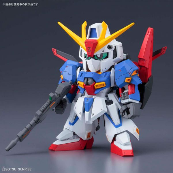【現貨】BANDAI SDCS #05 ZETA GUNDAM 機動戰士Z鋼彈 Z鋼彈 組裝模型