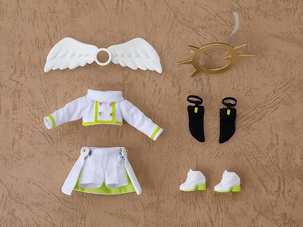【預購】GOOD SMILE 黏土娃 服裝套組 天使(2021年04月)