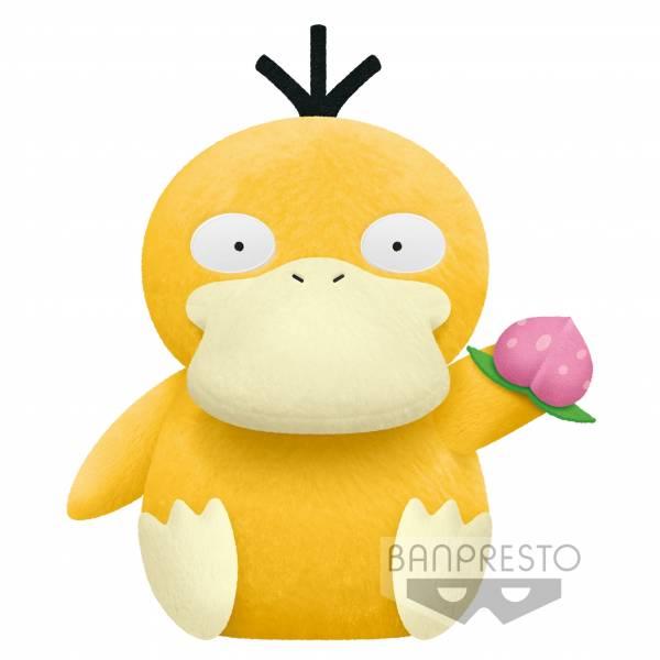 【預購】BANPRESTO景品 精靈寶可夢 點心時間超大玩偶 可達鴨(2021年08月)