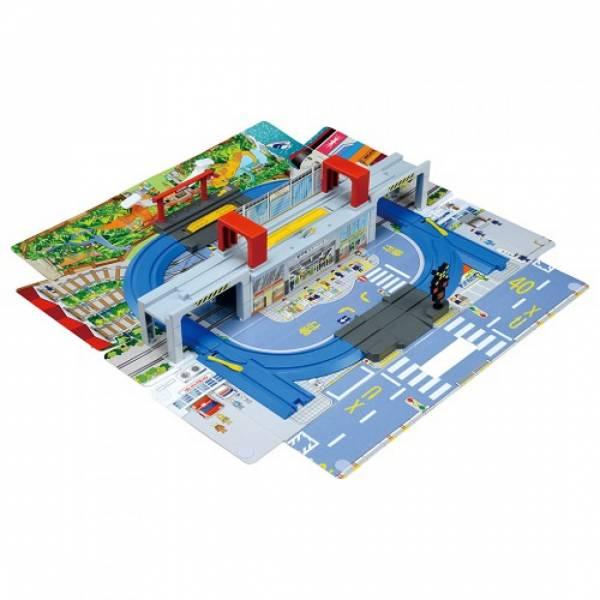 【現貨】PLARAIL 城鎮立體地圖 親子玩具 【現貨】PLARAIL 城鎮立體地圖 親子玩具|哆奇玩具