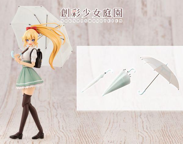 【預購】壽屋 1/10 創彩少女庭園 下課後的雨傘組 組裝模型(2021年08月)※不挑盒況