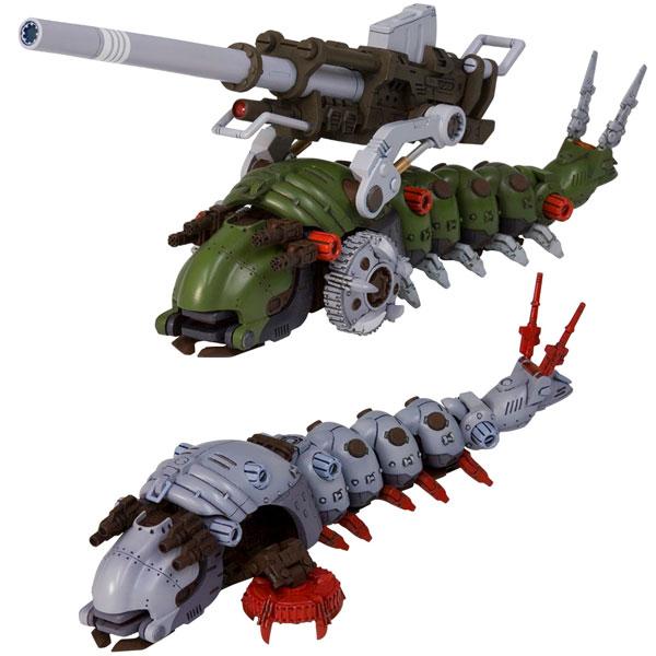 【預購】壽屋 1/72 HMM 洛伊德 EMZ-15 天蠶&重裝天蠶 砲擊裝置型 組裝模型 再販(2021年05月)