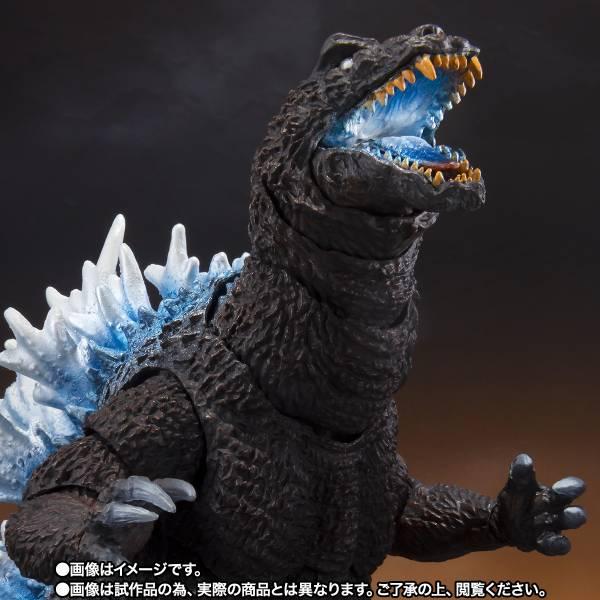 【預購】BANDAI S.H.MonsterArts 哥吉拉2001 放射熱線Ver. 可動模型(2020年11月)