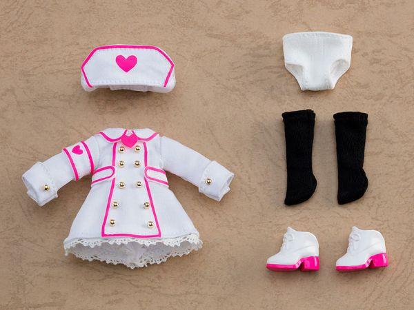 【預購】GOOD SMILE 黏土娃 服裝套組 護士服(White)(2021年10月) 【預購】GOOD SMILE 黏土娃 服裝套組 護士服(White)(2021年10月) 哆奇玩具