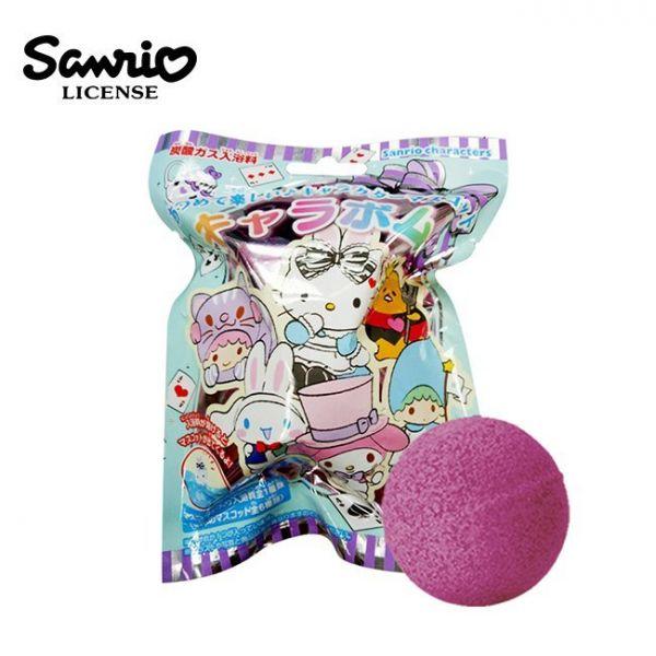 【現貨】Sanrio三麗鷗 泡澡沐浴球MX 愛麗絲夢遊仙境款 單款(共六款) 隨機出貨