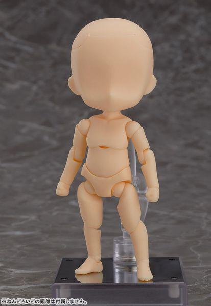 【預購】GOOD SMILE 黏土娃 archetype 1.1:Boy(almond milk)(2021年09月)
