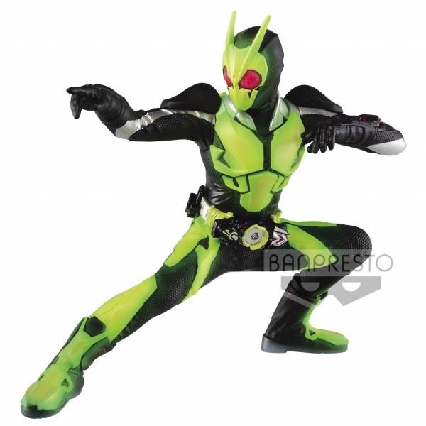 【預購】BANPRESTO景品 假面騎士ZERO-ONE 英雄勇像 假面騎士ZERO-ONE 跳躍蝗蟲(2021年05月)※不挑盒況