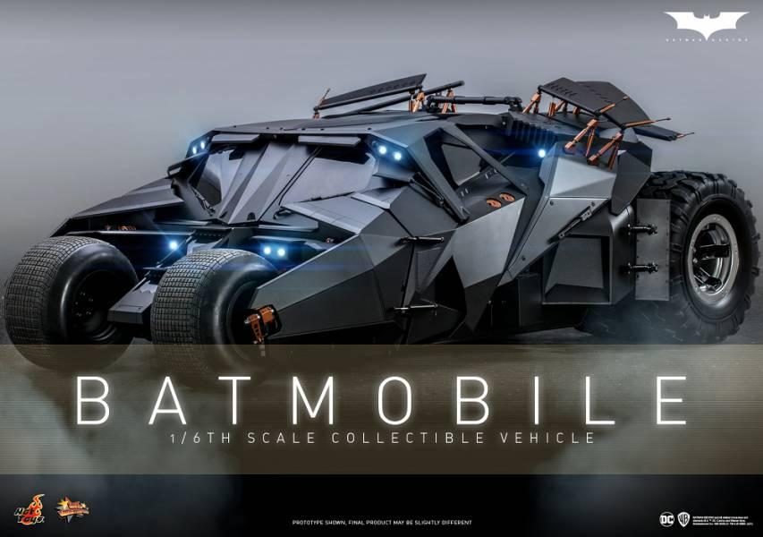 【預購】野獸國 Hot Toys MMS596 蝙蝠俠:開戰時刻 蝙蝠車 可動模型(2022年第四季) 【預購】野獸國 Hot Toys MMS596 蝙蝠俠:開戰時刻 蝙蝠車 可動模型(2022年第四季)