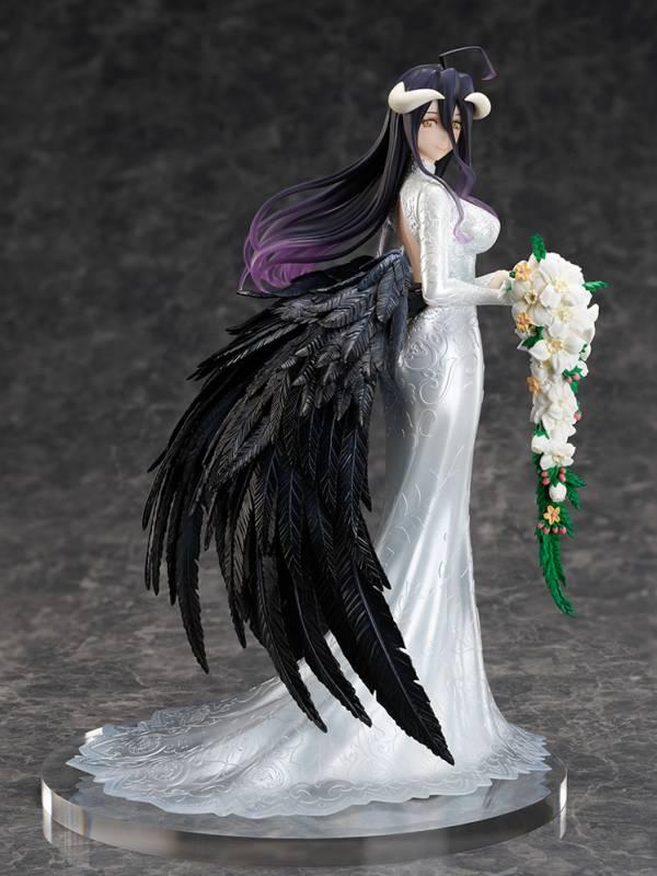 【預購】F:NEX 1/7 OVERLORD 雅兒貝德 -Wedding Dress- PVC 附特典(2021年03月) 【預購】F:NEX 1/7 OVERLORD 雅兒貝德 -Wedding Dress- PVC 附特典(2021年03月)|哆奇玩具