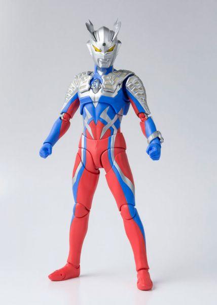 【預購】BANDAI S.H.Figuarts 超人力霸王 傑洛 可動模型 再販(2021年06月)