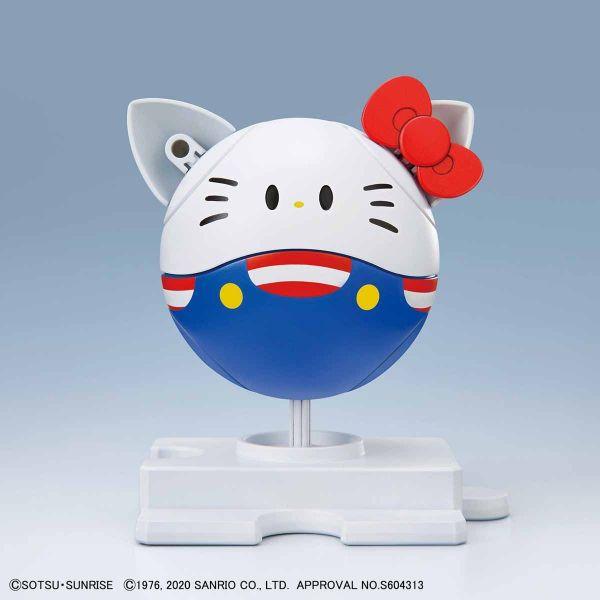 【現貨】BANDAI HELLO KITTY × HARO 凱蒂貓 哈囉 鋼彈 組裝模型