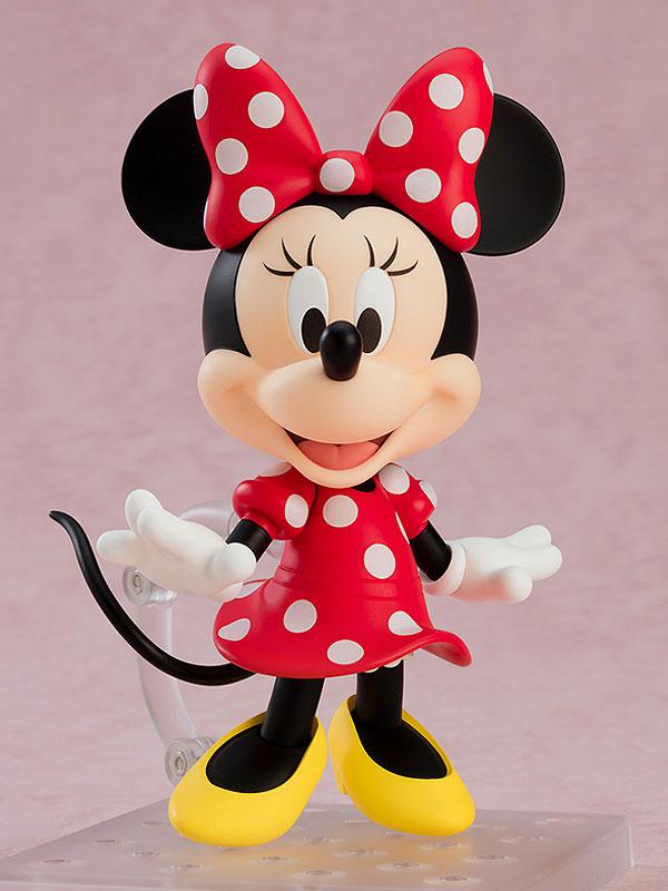 【預購】GOOD SMILE 黏土人 #1490 迪士尼Disney 米妮 圓點洋裝(2022年02月) 【預購】GOOD SMILE 黏土人 #1490 迪士尼Disney 米妮 圓點洋裝(2022年02月)|哆奇玩具