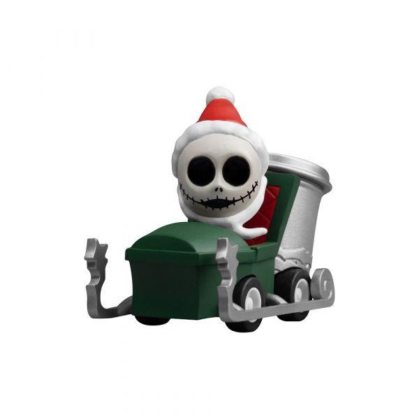 【預購】野獸國 聖誕夜驚魂系列迴力車 傑克棺材雪撬 可動玩具 (2020年第三季)