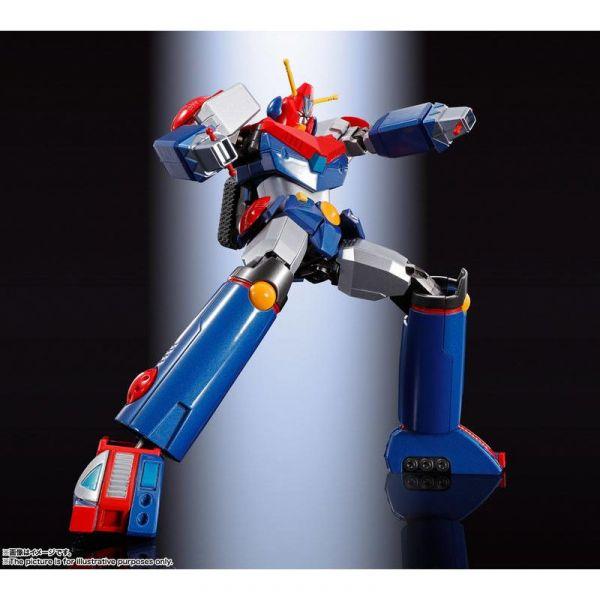 【現貨】BANDAI 超合金魂 GX-90 超電磁機器人 孔巴德拉 V F.A. 可動模型